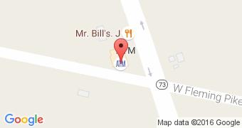 Mr Bill's Restaurant