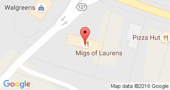 Mig's of Laurens