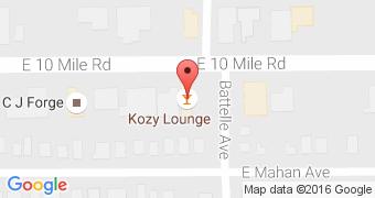 Kozy Lounge