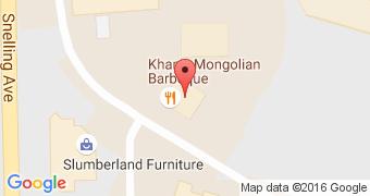 Khan's Mongolian Barbeque - Roseville