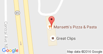 Mansetti's Pizza and Pasta