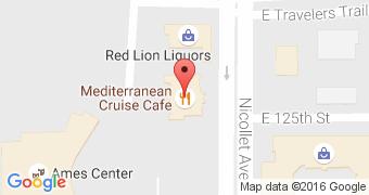Mediterranean Cruise Cafe