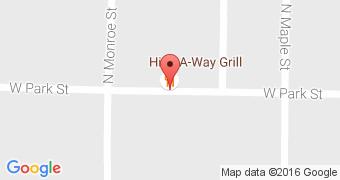 Hide-a-Way Grill