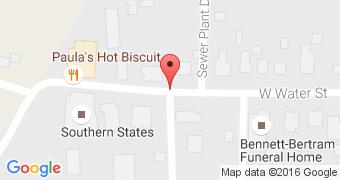 Paula's Hot Biscuit