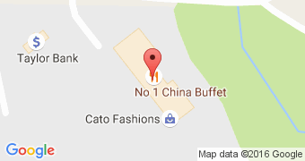 No 1 China Buffet