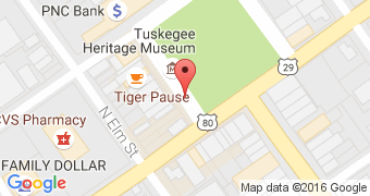 Tiger Pause
