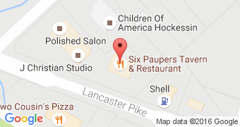 Six Paupers Tavern & Restaurant
