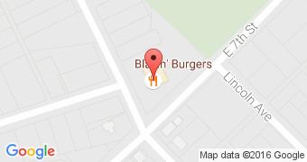 Blazin' Burgers
