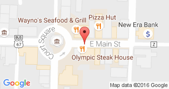 Olympic Steakhouse