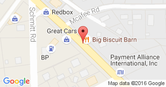 The Big Biscuit Barn