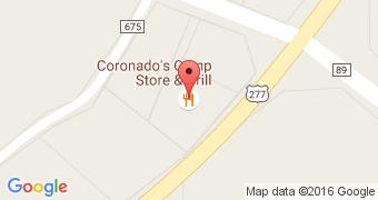 Coronado's Camp Store and Grill