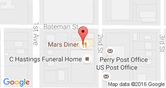 Mars Dairy Bar