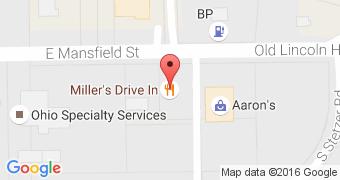 Miller's Drive in