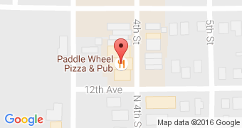 Paddle Wheel Pizza and Pub