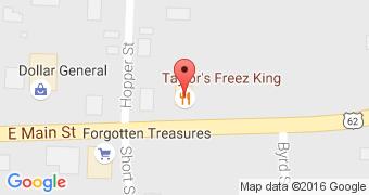 Taylor's Freez King