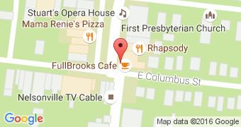 Full Brooks Cafe