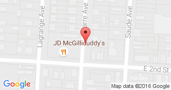 JD McGillicuddy's