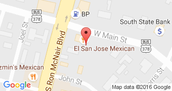 El San Jose of Lake City Mexican Restaurant