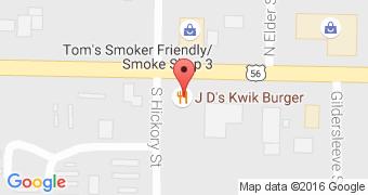 J D's Kwik Burger