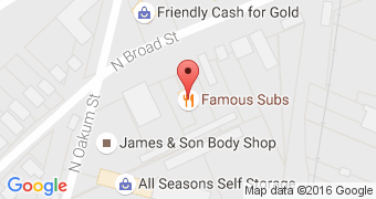 Famous Subs and Pizza