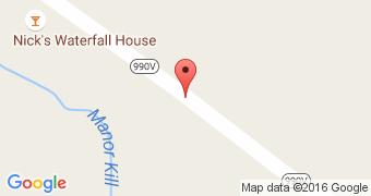 Nick's Waterfall House