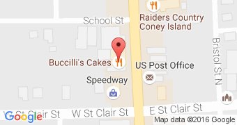 Buccillis Pizza and Cakes