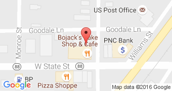 Bojack's Bake Shop and Cafe
