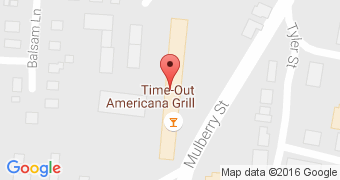 Time Out Sports Bar Gril
