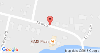 GMS Pizza