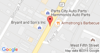Armstrong's Barbecue