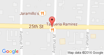 Jaramillo's Mexican Food