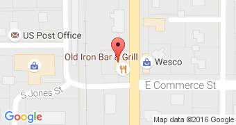 Old Iron Bar & Grill