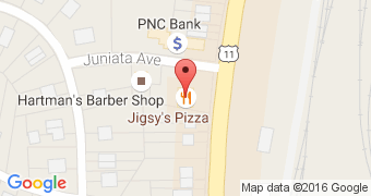 Jigsy's Pizza
