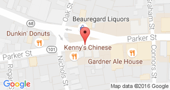 Kenny's Chinese Restaurant