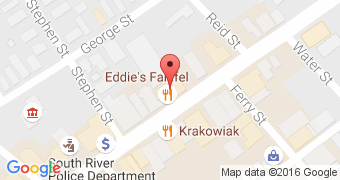 Eddie's Falafel
