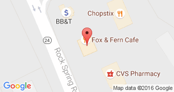 Fox and Fern Cafe