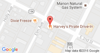 Harvey's Pirate Drive-In