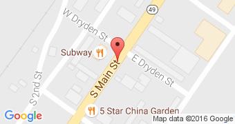 5 Star China Garden