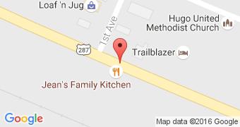 Jean's Family Kitchen