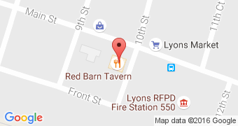 Red Barn Bar and Grill