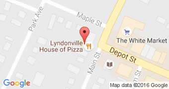 Lyndonville House of Pizza