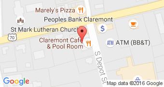 Claremont Cafe