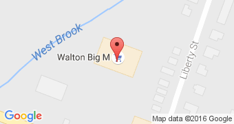 Walton Big M Meat Dept