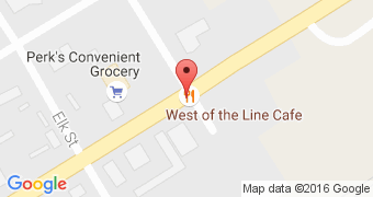 West of The Line Cafe
