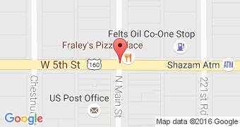 Fraley's Pizza Pie Place