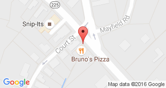 Bruno's Pizzaria