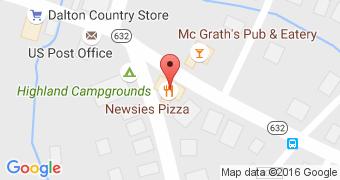 Newsies Pizza