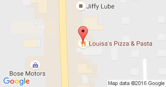 Louisa's Pizza & Pasta