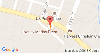 Nancy Maria's Pizza