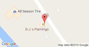 D J Flamingo